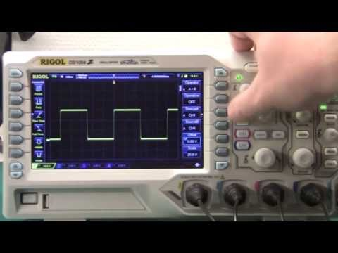 Rigol DS1054Z oscilloscope problems