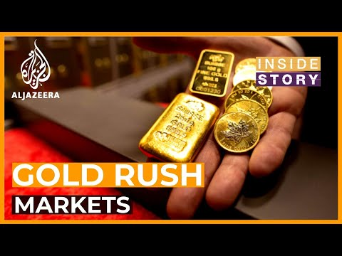 What's driving the gold rush on financial markets? | Inside Story