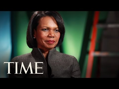10 Questions for Condoleezza Rice