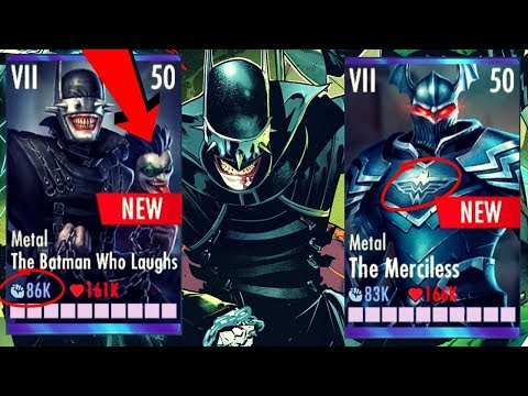 Update 3.0! Injustice Gods Among Us 3.0! iOS/Android!