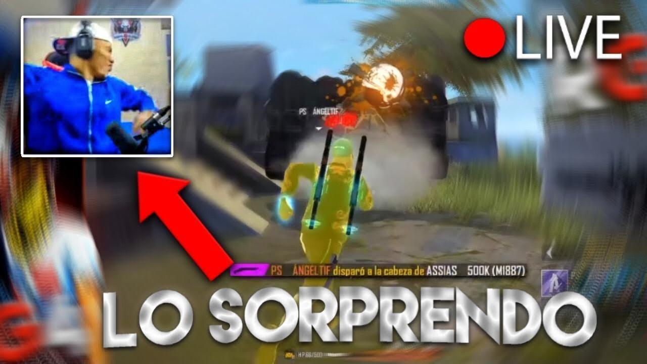 Download SORPRENDO A TODO EL RE4LG4LIFE EN DIRECTO CONTRA LA MEJOR PC DEL NORTE || *ASSIAS VS ÁNGEL V'o*