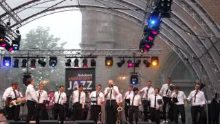 Amersfoort Jazz 2015 - Licks & Brains Big Band - 3