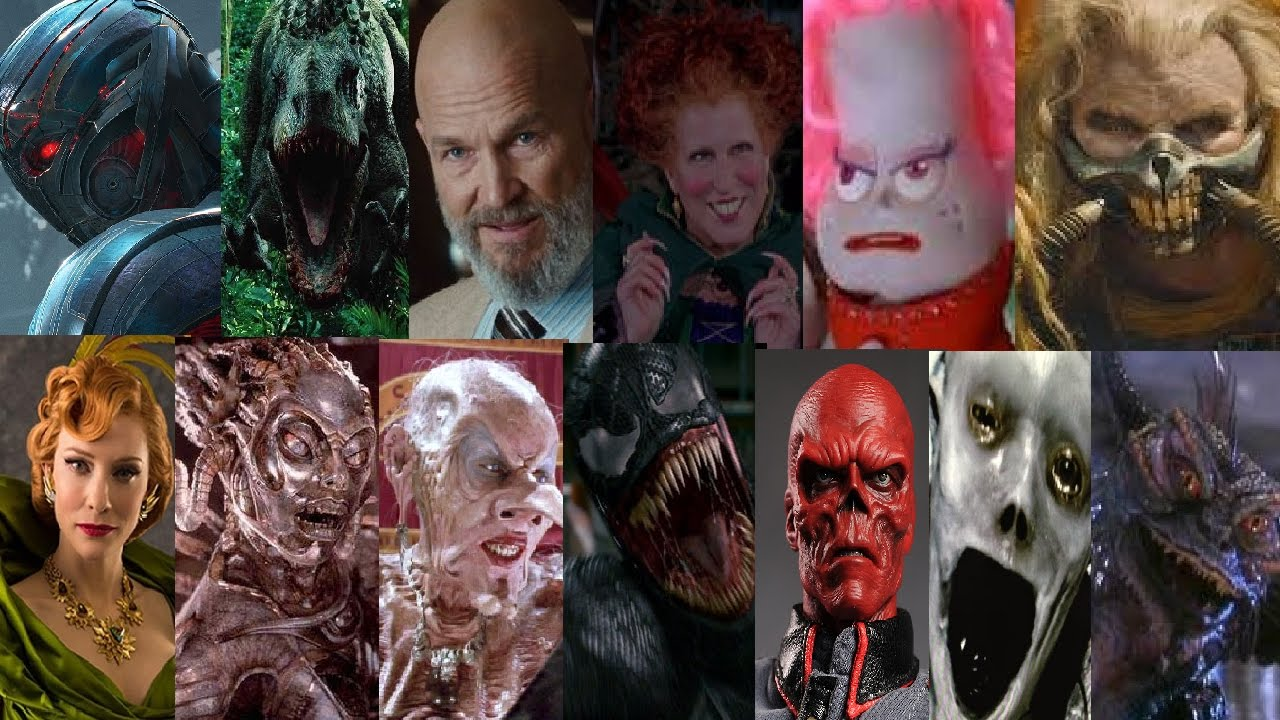 Defeats Of My Favorite Movies Villains Youtube