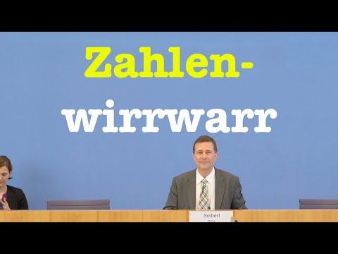 6. April 2020 - Bundespressekonferenz | RegPK