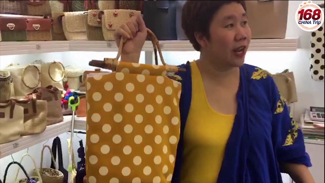 รีวิว: กวางโจวพารวย ตะลุยแหล่งค้าส่งกระเป๋าแฟชั่น ที่มากที่สุดในกวางโจว กับ168chinatrip