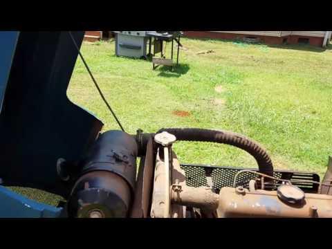 Mitsubishi Tractor Hydraulic Fluid Level D2350 2050 1