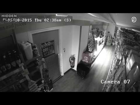 Топ 10 паранормальных явлений снятых на камеру 2018 часть 2