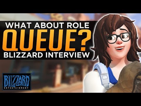 Overwatch: Role Queue, Replay System & Hero Diversity - Matt Hawley Interview thumbnail