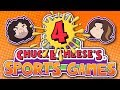 Chuck E. Cheese's Sports Games: Cheesy Racing - PART 4 - Game Grumps VS