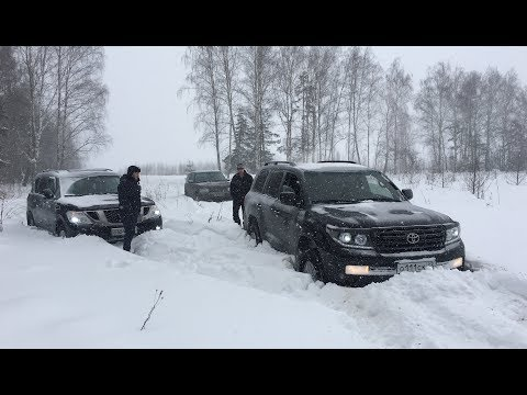 Битва легенд offroad. Nissan Patrol. Toyota LC 200. Range Rover Vogue. Mercedes Gelandewagen.