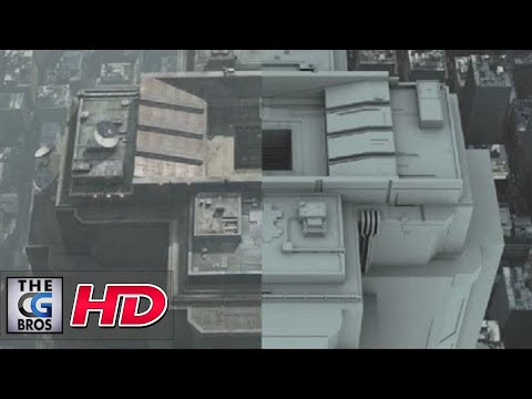 "CGI 3D VFX Breakdown HD: ""Dredd 3D Breakdown"" by - Prime Focus World"