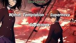 Within Temptation - Supernova (Lyrics / Sub Español)