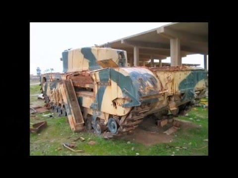 World War I And World War II Relics Found In Iraq