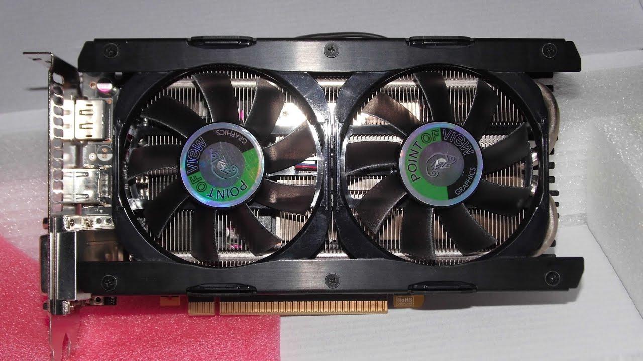 Gigabyte NVIDIA GeForce GTX 660 OC Graphics Card Unboxing (2GB .