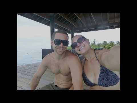 Belize Honeymoon / 1st Anniversary Trip, 2013