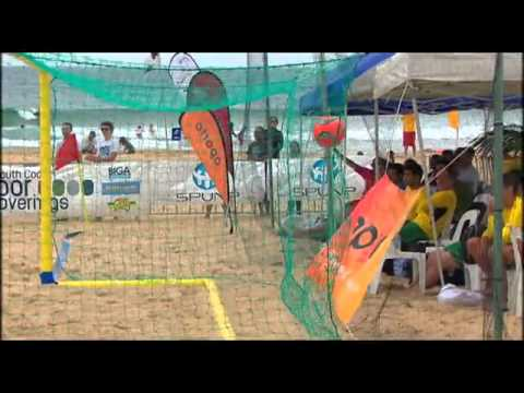 Australian Beach Soccer Cup - Wollongong, Australia
