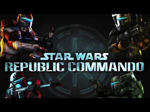 Star Wars Republic Commando #1 [Отряд Дельта]