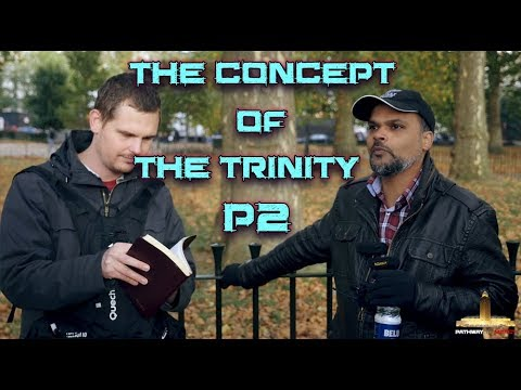 """Speakers Corner: [ 22/10/17 ] """"Bob"""" Failed to answer Br-Hashim about the concept of the TRINITY-P2"""