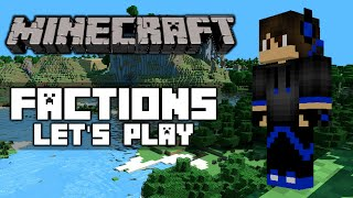 minecraft factions lets play episode 2 factions purple reset