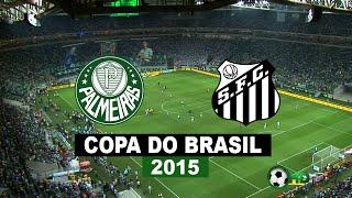Jogo Completo E Pênaltis   Palmeiras 2 X 1 Santos   Final Copa Do Brasil 2015   02122015   HD