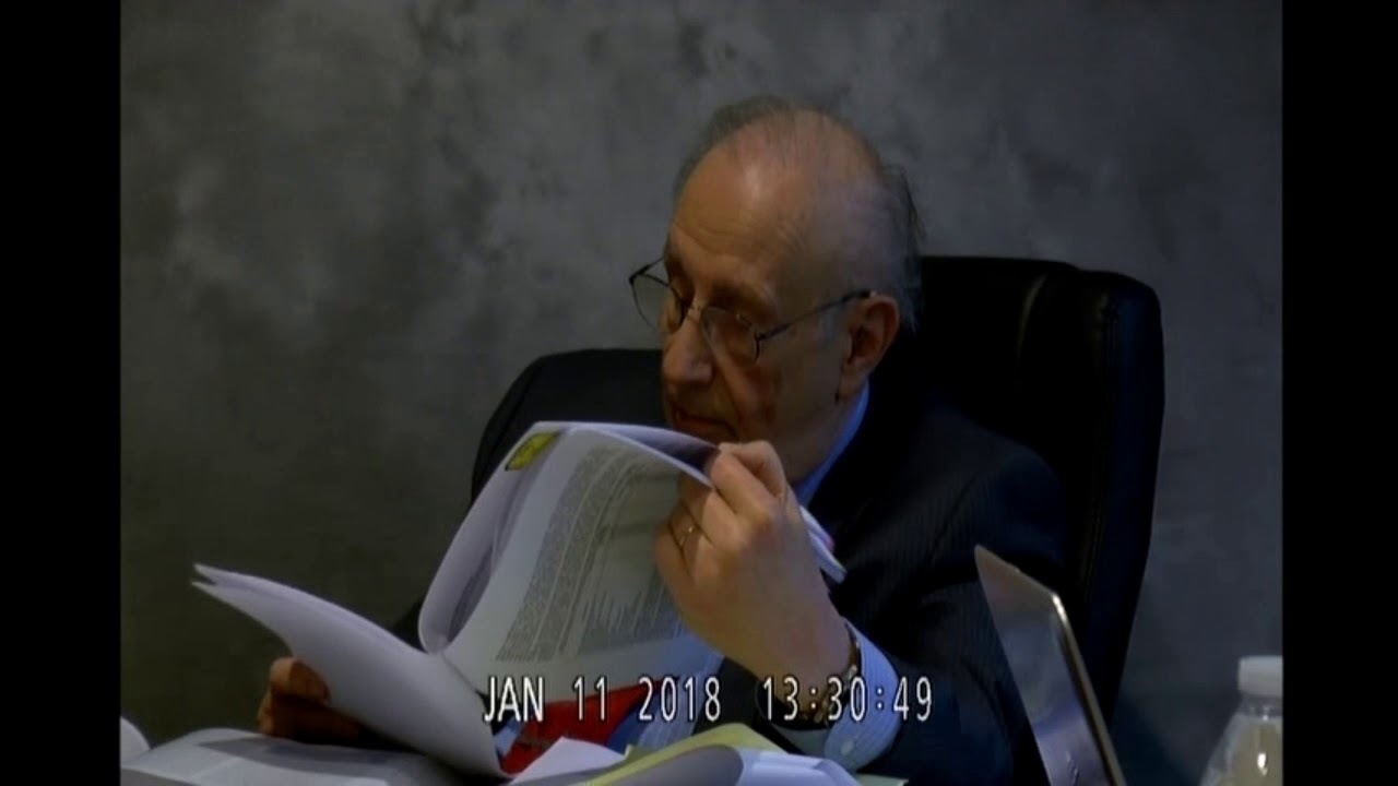 Stanley Plotkin, Godfather of vaccines, UNDER OATH   Part 5
