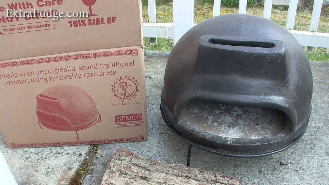 Mexican Wood Fired Pizza Oven Review Youtube