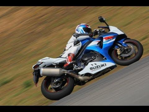 Suzuki GSX-R 1000 2012 Test