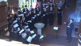 AVE SOL koncerts Augšāmcelšanās. Ģertrūdes baznīca 21.04.2019