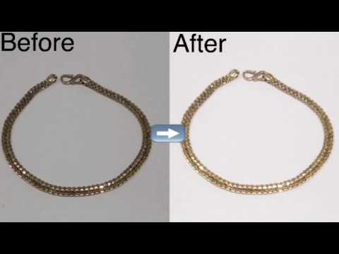 How to clean gold /  easy way to clean gold