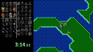 Final Fantasy IV Free Enterprise Randomizer Run #1