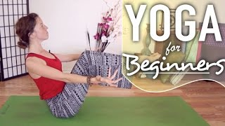 Yoga For Beginners - Boat Pose. Yoga Pose Breakdown