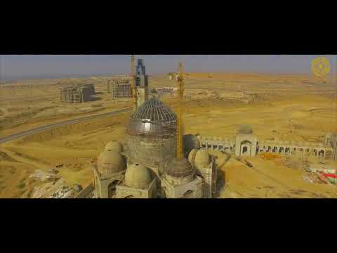Grand Jamia Masjid at Bahria Town Karachi Latest Developments