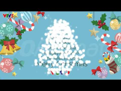 VTV channels idents in Christmas (2016)