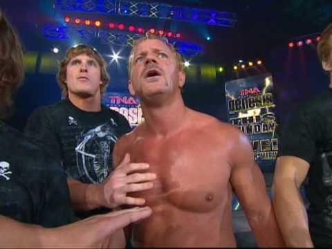 Kurt Angle Returns At Genesis