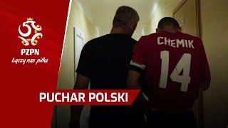"""Rozdarte serce w finale Pucharu Polski. """"Stanęliśmy. Jest lekki smutek"""""""