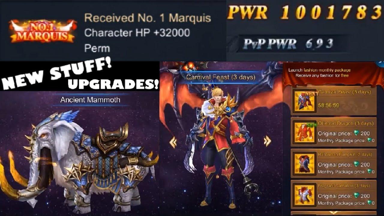 goddess primal chaos titles