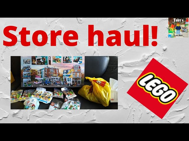Haul of fame Vol. 2 - Lego Store Haul!