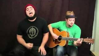 Bruno Mars - Count on Me - Acoustic Guitar Cover w Marty Schwartz and Jamie Allensworth.flv