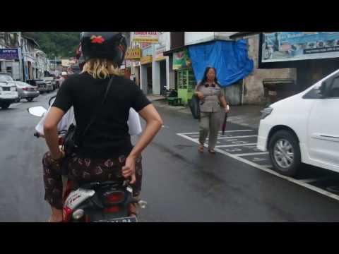 Motorbike Ride in Padang West Sumatra Nov 2016