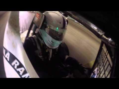 Joshua Hanna // #82 SST // Boyd Raceway // A-Main Feature // 4.3.15