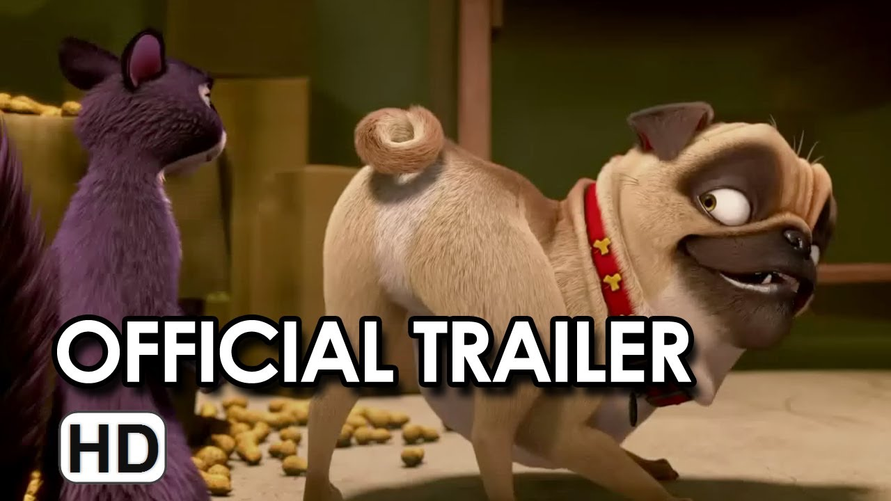 Download The Nut Job Official Trailer #1 (2014) HD