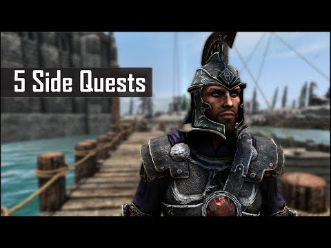 Skyrim: Top 5 Side Quests You Need to Play in The Elder Scrolls 5: Skyrim