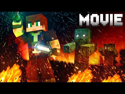 'POPULATION ONE' - Full Length Minecraft MOVIE