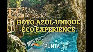Hoyo Azul - Magic ECO Adventure. Hoyo Azul Cap Cana. Hoyo Azul Punta Cana. Hoyo azul Lagoon
