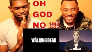 SNL Walking Dead Chappelle's Show Reaction !!
