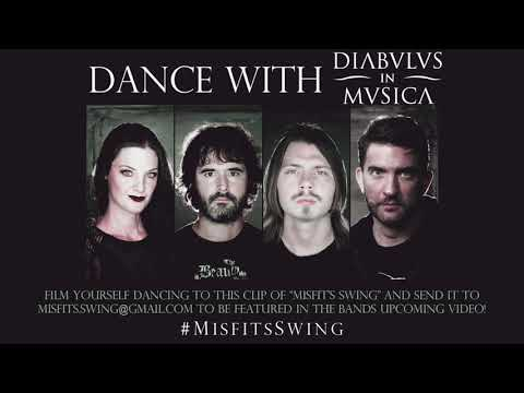 DIABULUS IN MUSICA - #MisfitsSwing Dance Contest! | Napalm Records