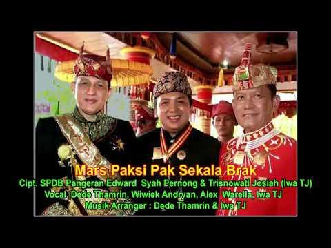 Kisah sekala berak. Asal usul Lampung , kerajaan lampung