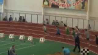 1500 метров. Первенство России по лёгкой атлетике среди учащихся
