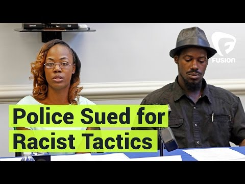 Mississippi Police Sued for Racist Tactics