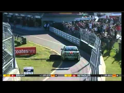 V8 2011 Event 7(Townsville) Race 15 Highlights